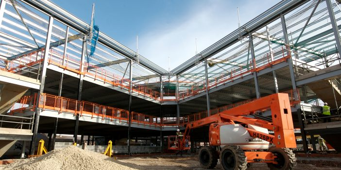 New £500m construction framework now open for bidders