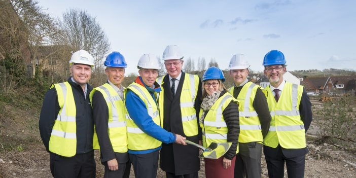 Construction Starts on New PIC Project in Yeovil